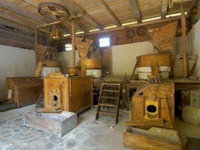 Turistična kmetija Povhov mlin